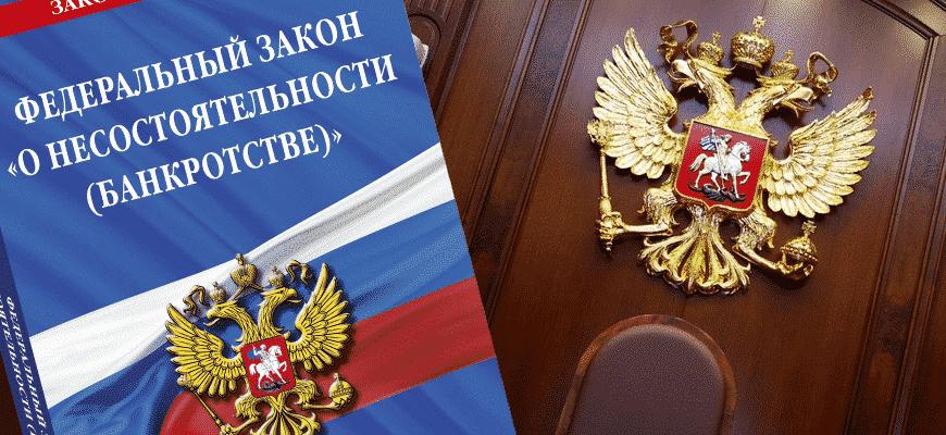 chem reguliruetsya proczedura bankrotstva v rossii 0