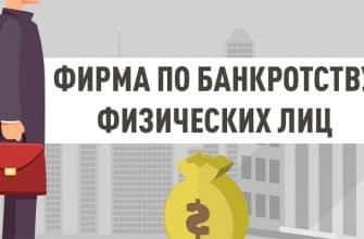 vybor kompanii po bankrotstvu fizicheskih licz